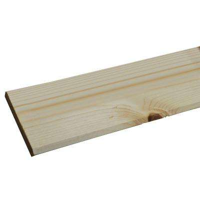 1 in. x 8 in. x 12 ft. WP4/#116 Gorman Tongue and Groove Board