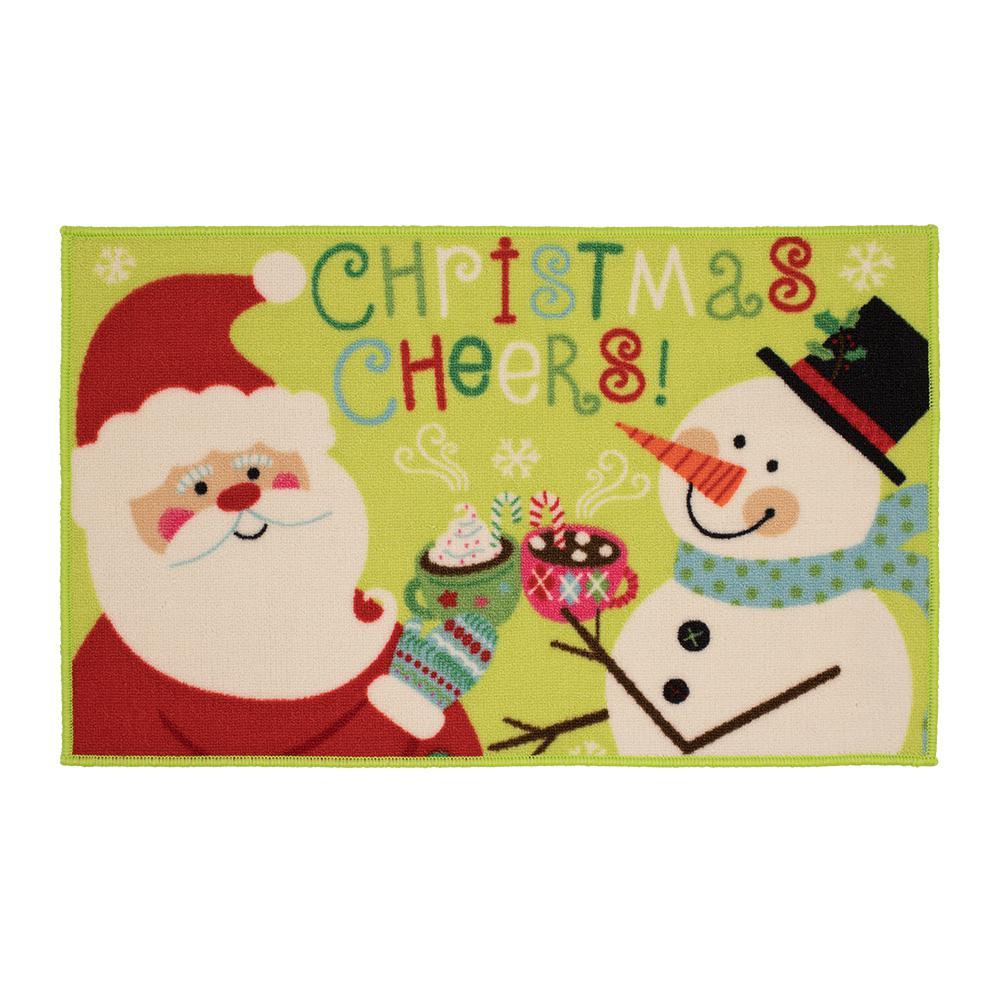 christmas rugs doormats - Ross Christmas Hours