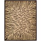 Dimensions Ivory 8 ft. x 11 ft. Area Rug