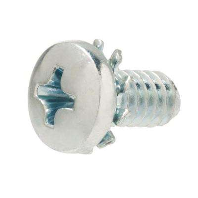 #6-32 x 3/8 in. Phillips Pan-Head Machine Screws (3-Pack)
