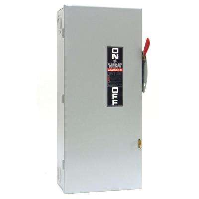 200 Amp 240-Volt Fusible Indoor General-Duty Safety Switch