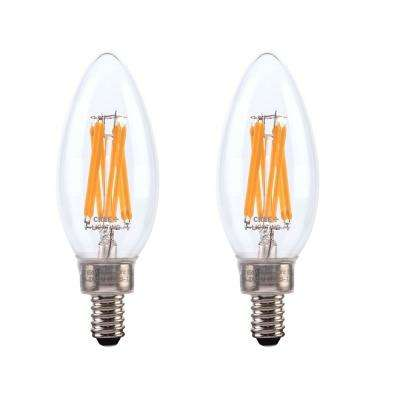 E12 Led Light Bulbs Light Bulbs The Home Depot