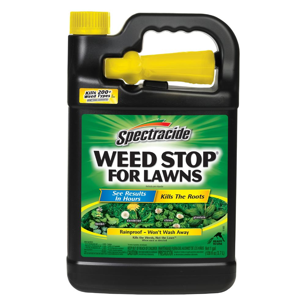 Spectracide Weed Stop 1 gal. Ready-to-Use Sprayer