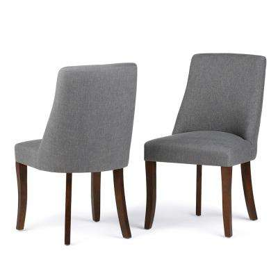 Walden Slate Grey Deluxe Dining Chair (Set of 2)