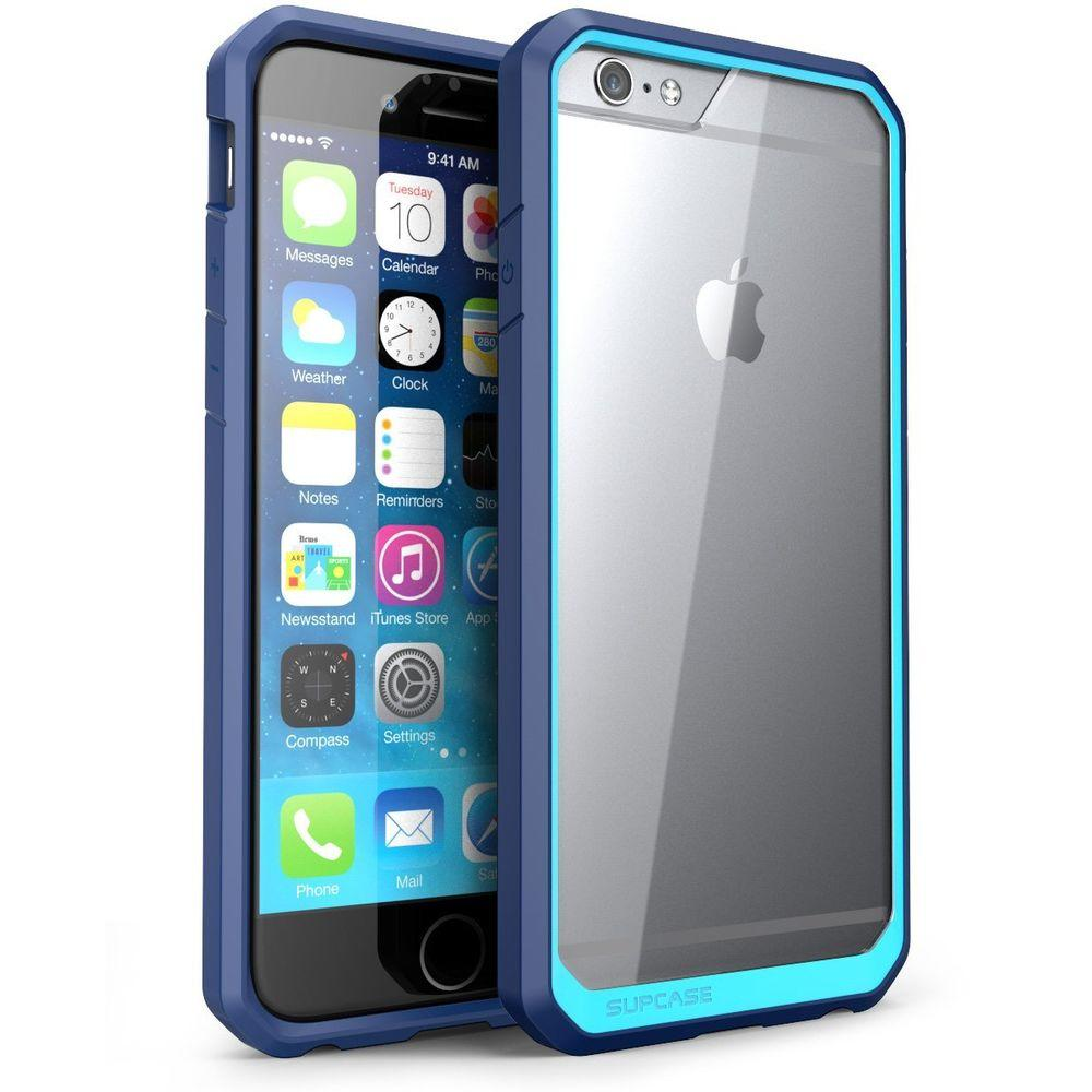 SUPCASE Unicorn Beetle Hybrid Bumper Case for Apple iPhone 6 Plus