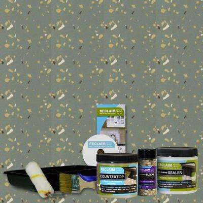 1-pt. Loden All in One Multi Surface Countertop Makeover Kit