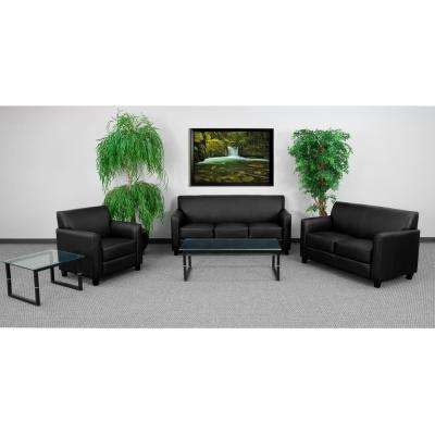 Hercules Diplomat Series 3-Piece Black Reception Set