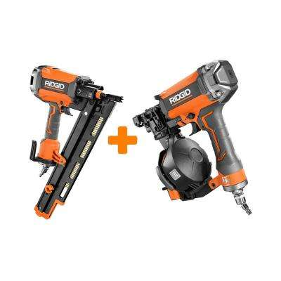 Framing and Roofing Nailer Kit