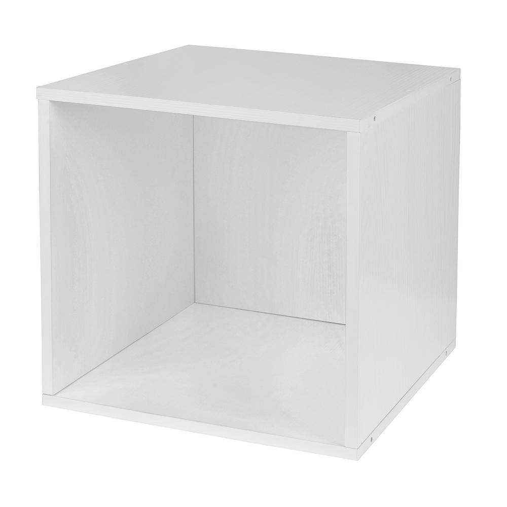 Closetmaid Elite 23 3 5 In X 14 5 8 In White 2 Cube