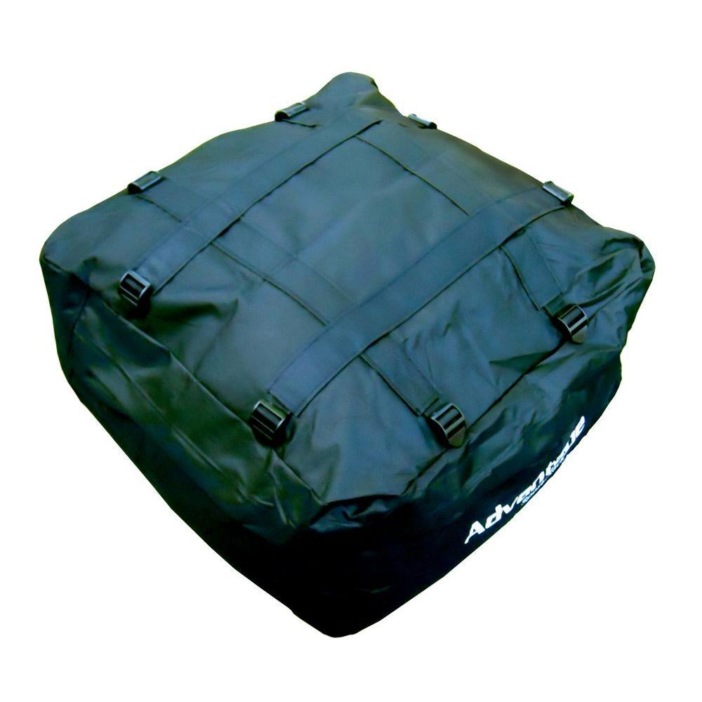 6 cu. ft. SofTop Roof Cargo Bag,  Black