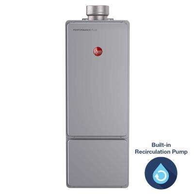Performance Plus 9.5 GPM Natural Gas Mid Efficiency Indoor Recirculating Tankless Water Heater