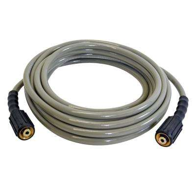 MorFlex 1/4 in. x 25 ft. x 3200 PSI Cold Water Replacement/Extension Hose