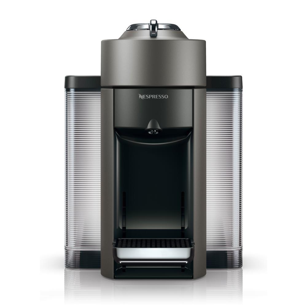 Nespresso DeLonghi Vertuo Titan Single Serve Coffee Maker