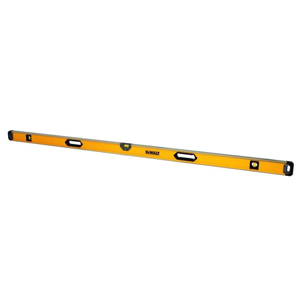 78 in. Magnetic Box Beam Level
