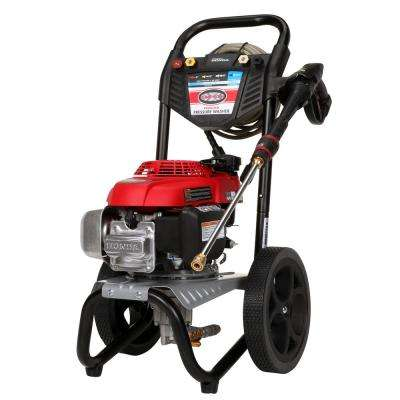 MS60773-S 2800 PSI 2.3 GPM Gas Pressure Washer Powered by HONDA