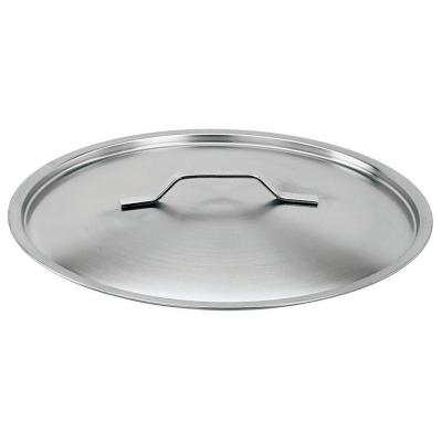 8-5/8 in. Stainless Steel Lid