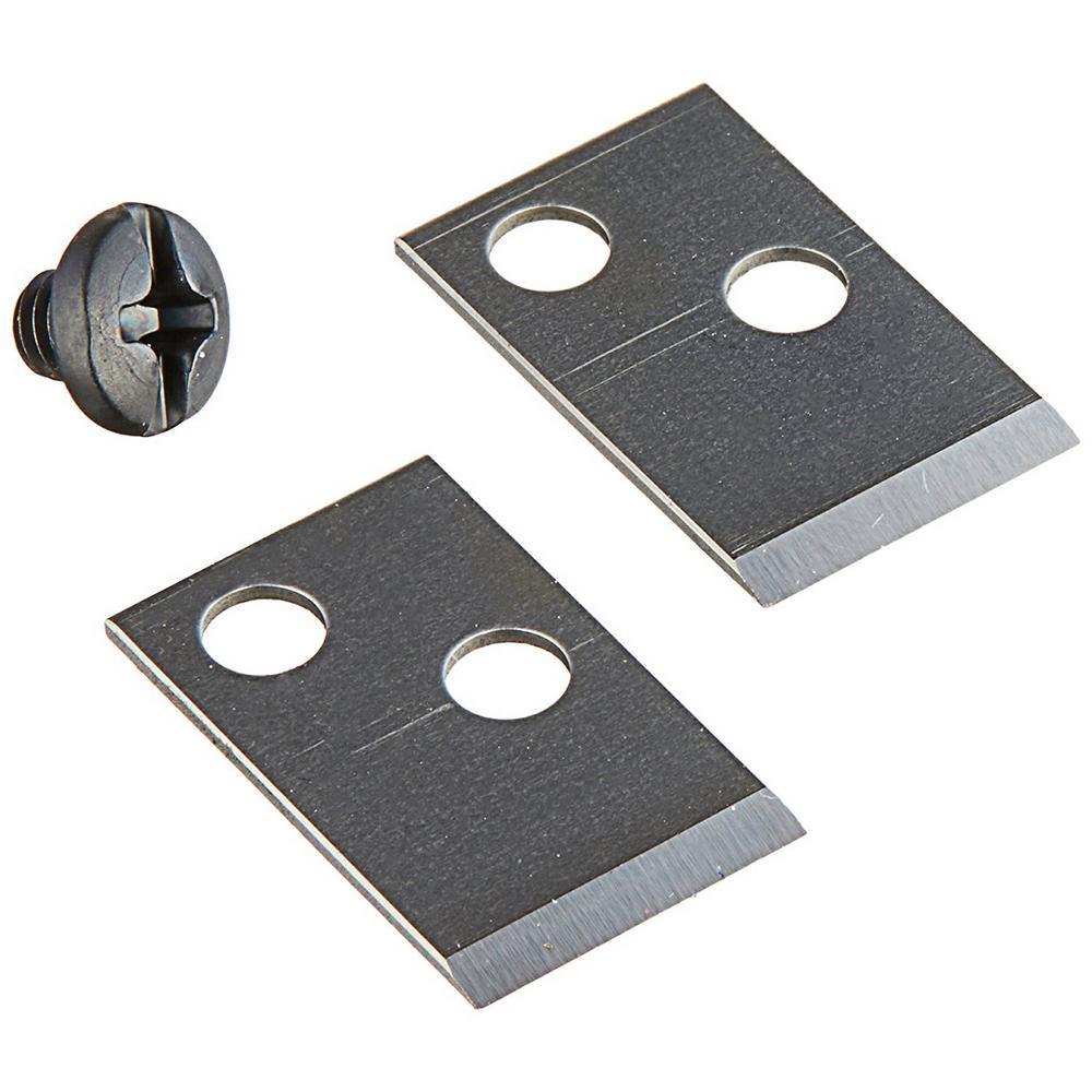 Platinum Tools Replacement Blade Set for 100004C Crimp Tool (2 per Pack)