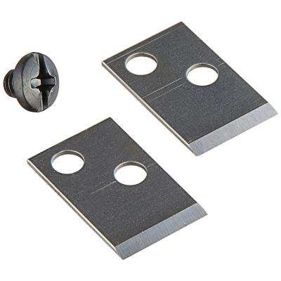 Replacement Blade Set for 100004C Crimp Tool (2 per Pack)