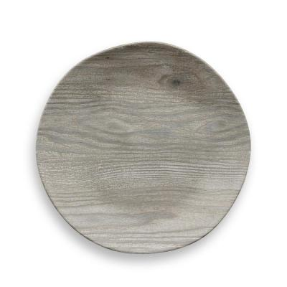 French Oak Melamine Salad Plate (Set of 6)