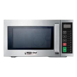 commercial countertop microwave in stainless steel - Countertop Microwave