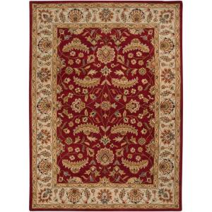 Click here to buy Artistic Weavers John Red 12 ft. x 15 ft. Area Rug by Artistic Weavers.