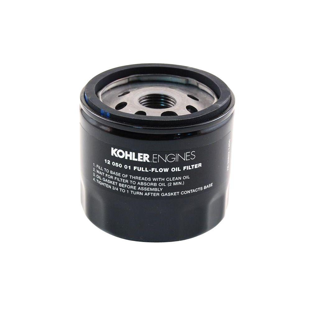 Kohler Filters Replacement Engines Parts The Home Depot 22 Hp Engine Diagram Oil Filter For Courage