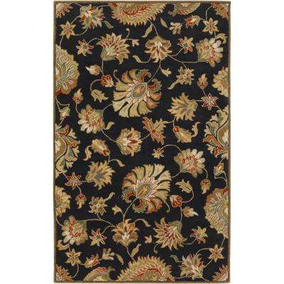 John Black 4 ft. x 6 ft. Area Rug