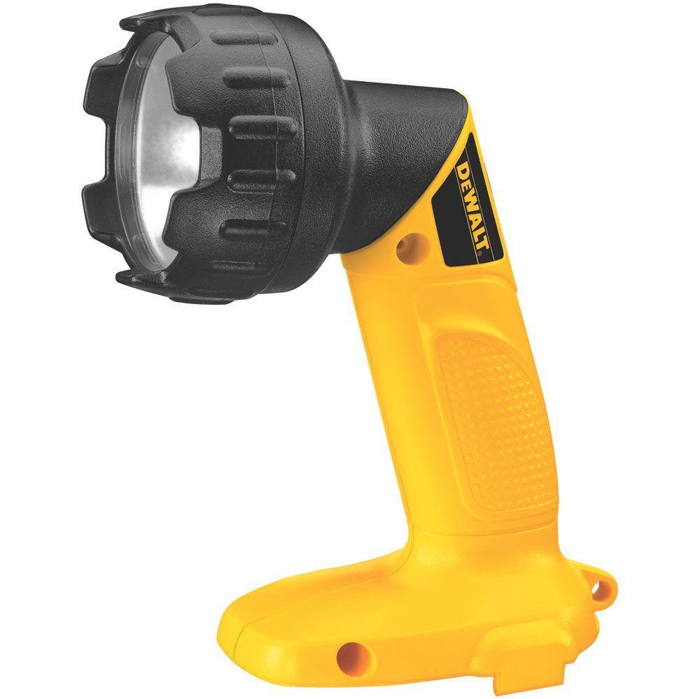 14.4-Volt Cordless Pivoting Head Flashlight (Unit-Only)