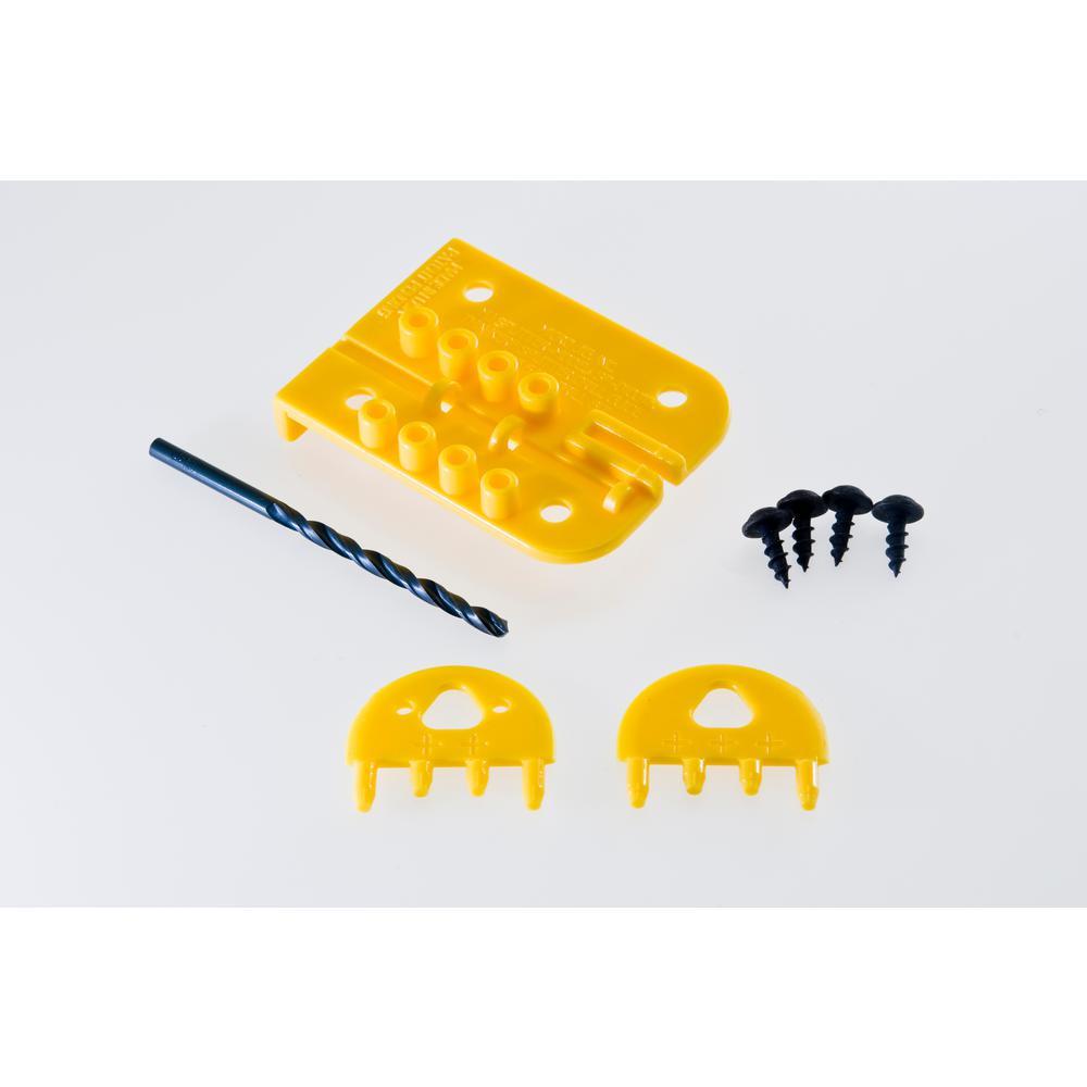 MJ Splitter Thin Kerf Splitter Kit in Yellow