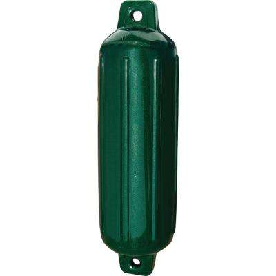 8 in. 22.5 in. Storm Gard Fender in Emerald Green