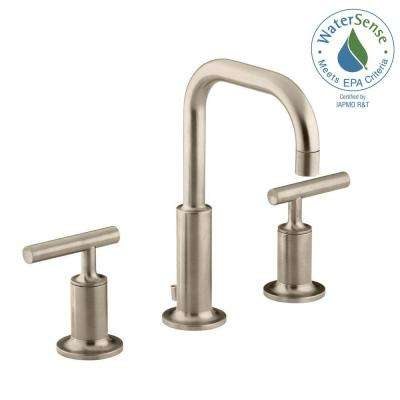 Vibrant Brushed Bronze - Bathroom Sink Faucets - Bathroom Faucets ...