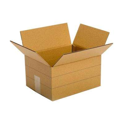 12 in. L x 9 in. W x 6 in. D Multi-depth Box (25-Pack)