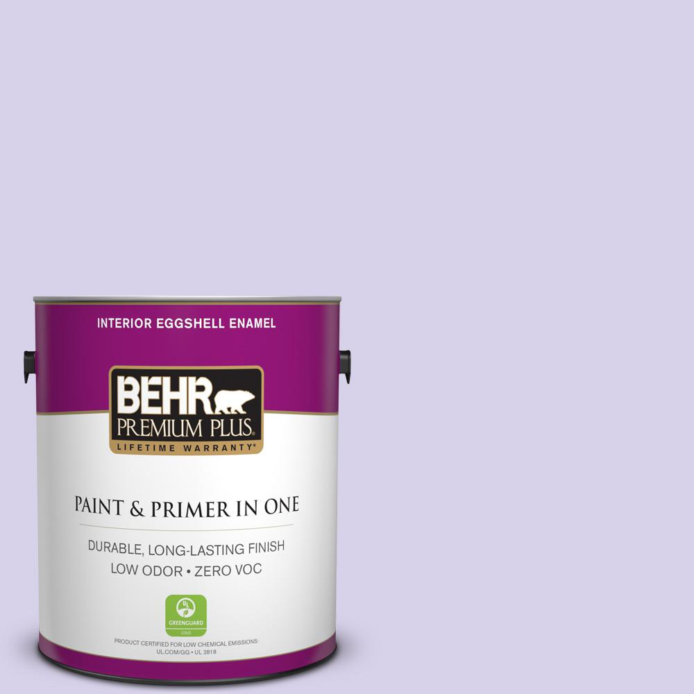 BEHR Premium Plus 1-gal. #P560-2 Air Castle Eggshell Enamel Interior Paint
