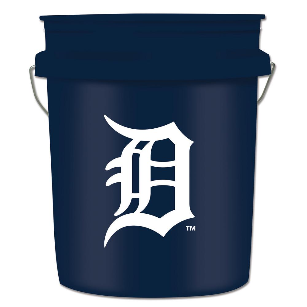 Detroit Tigers 5 Gal. Bucket