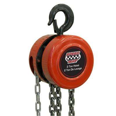 2-Ton Manual Chain Hoist