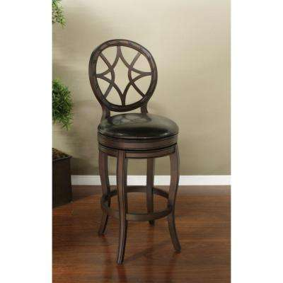 Santiago 30 in. Sierra Cushioned Bar Stool