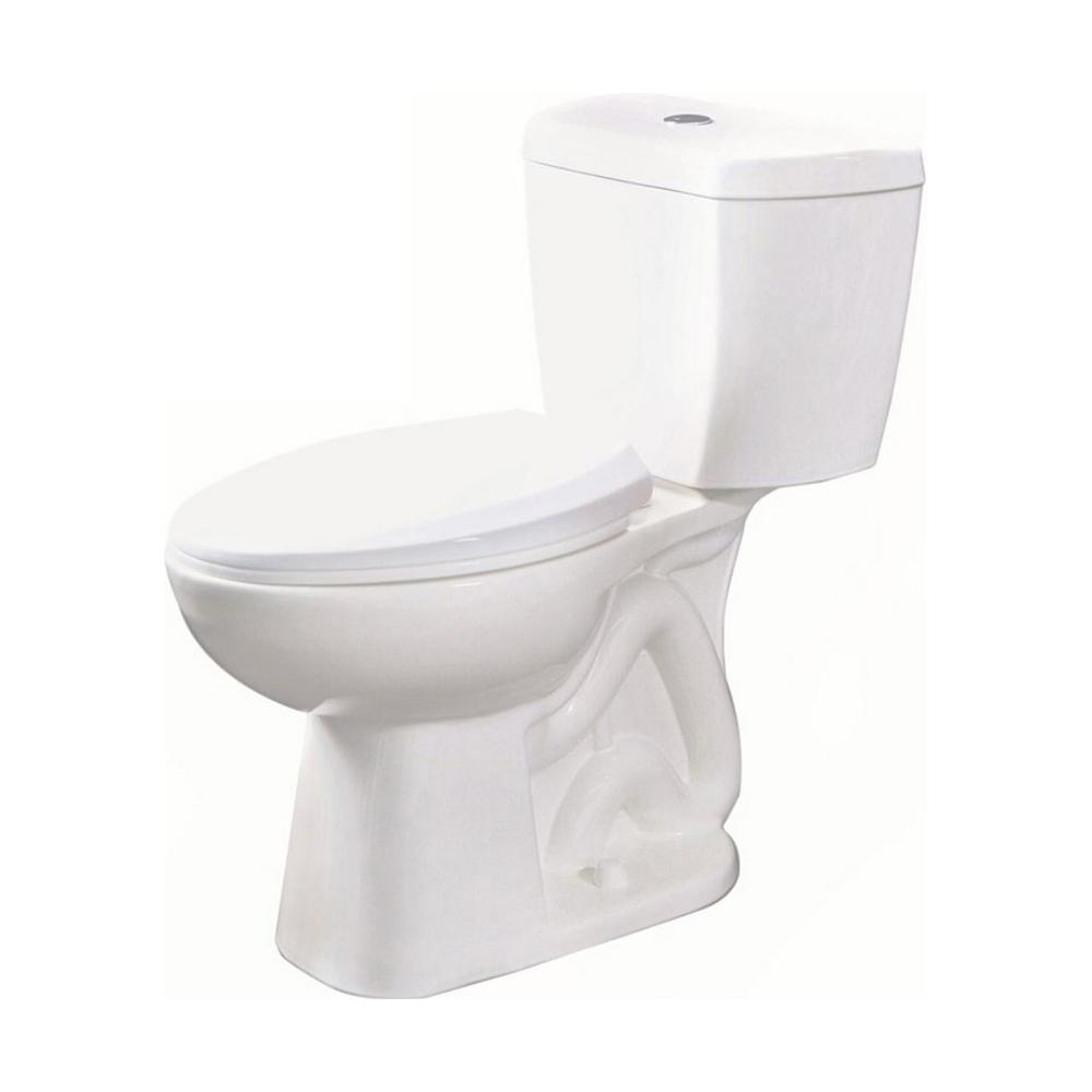 Niagara Stealth 2-Piece 0.8 GPF Ultra-High-Efficiency Single Flush Elongated Toilet