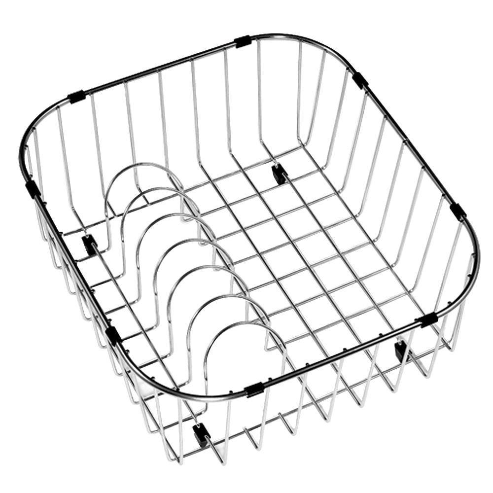 HOUZER Wirecraft 5.25 in. Rinsing Basket