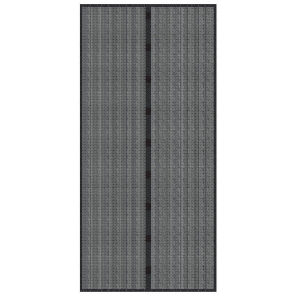 38 in. x 80 in. Auto Open and Close Magnetic Screen Door