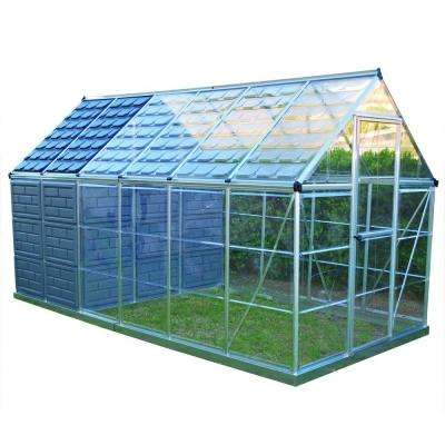 Grow and Store 6 ft. x 12 ft. Greenhouse