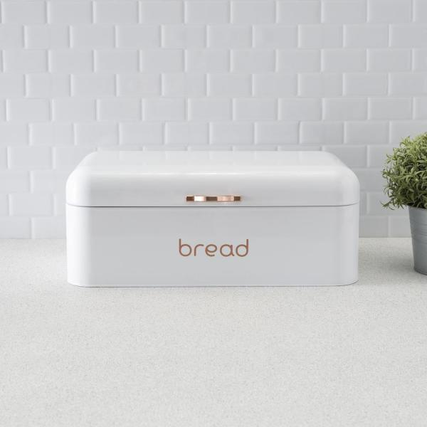 White Grove Bread Box