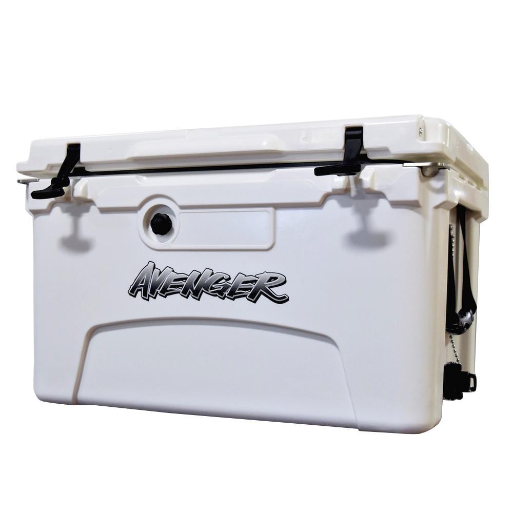 45 Qt. Arctic Cooler in White