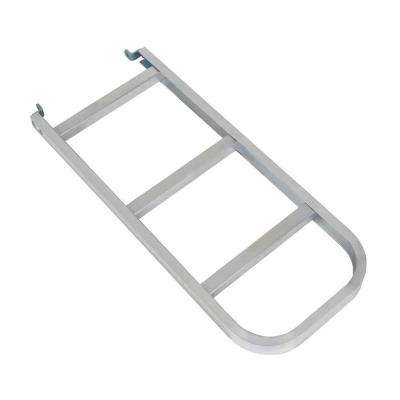 30 in. Channel Type Folding Nose for 2-wheel Hand Truck