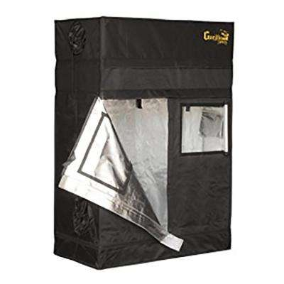 2 ft. x 4 ft. Black Shorty Grow Tent with 9 in. Extension Kit