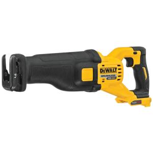 FLEXVOLT 60-Volt MAX Cordless Brushless Reciprocating Saw (Tool-Only)
