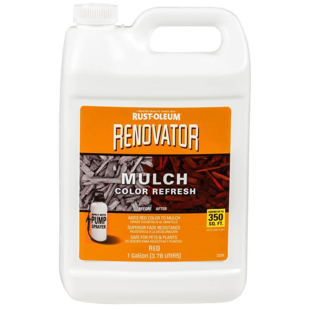 Rust-Oleum Restore 1 gal. Red Mulch Renovator
