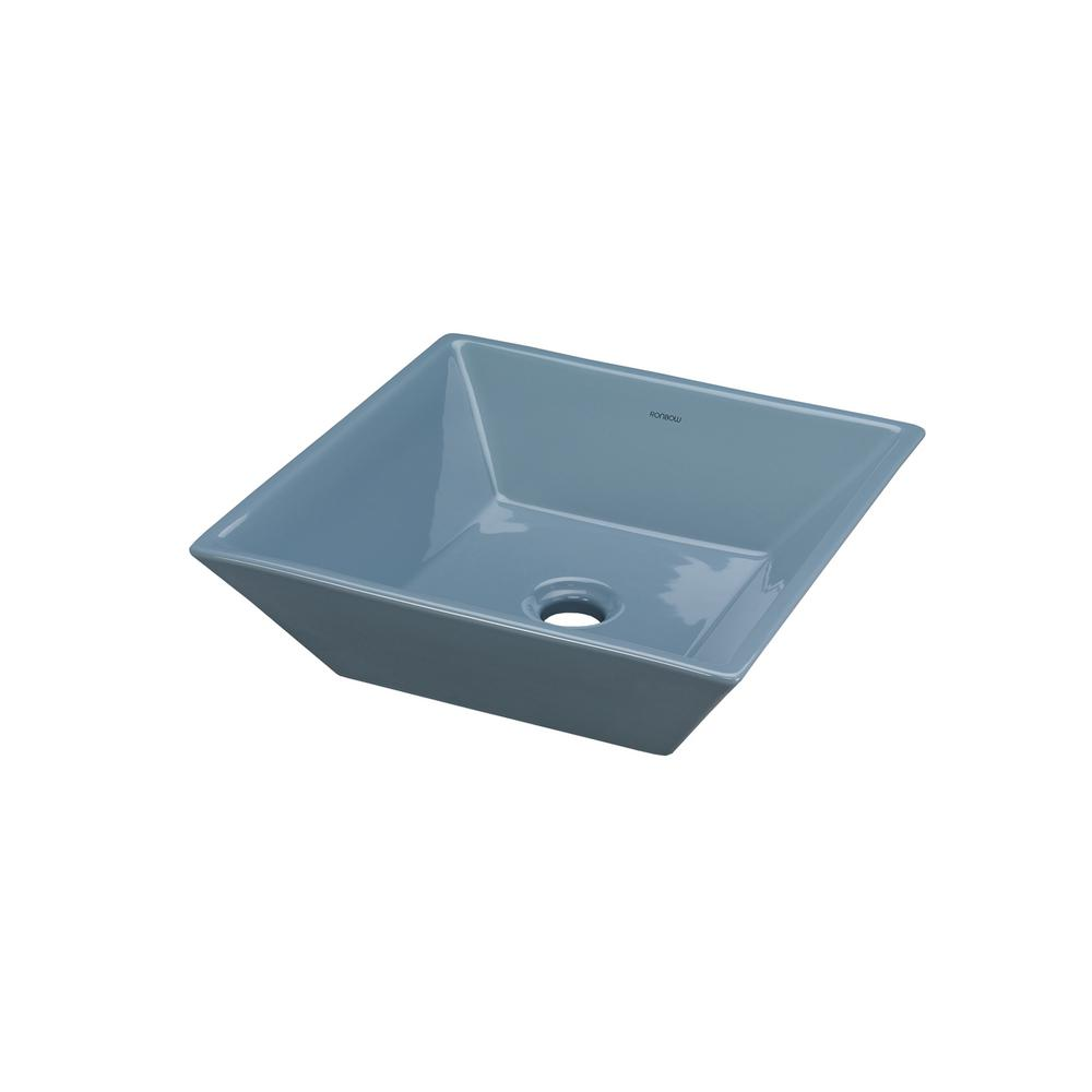 Ronbow square vessel sink | Plumbing Fixtures | Compare Prices at Nextag