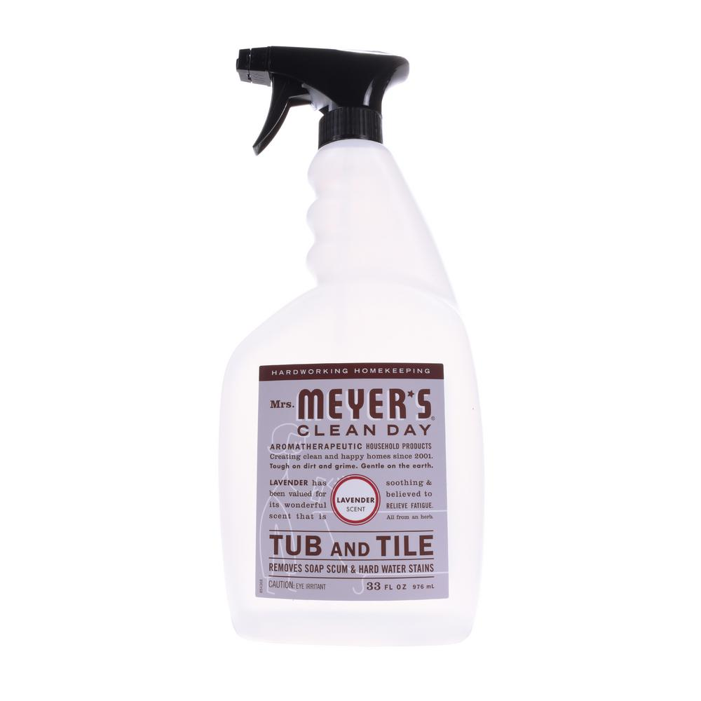 33 oz. Clean Day Tub and Tile Cleaner (Case/6)