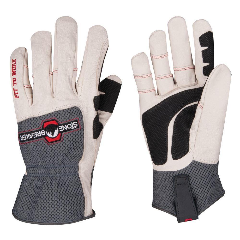 Large Groundskeeper Work Gloves