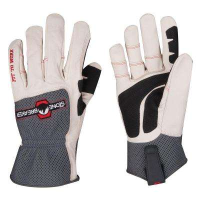 Medium Groundskeeper Work Gloves